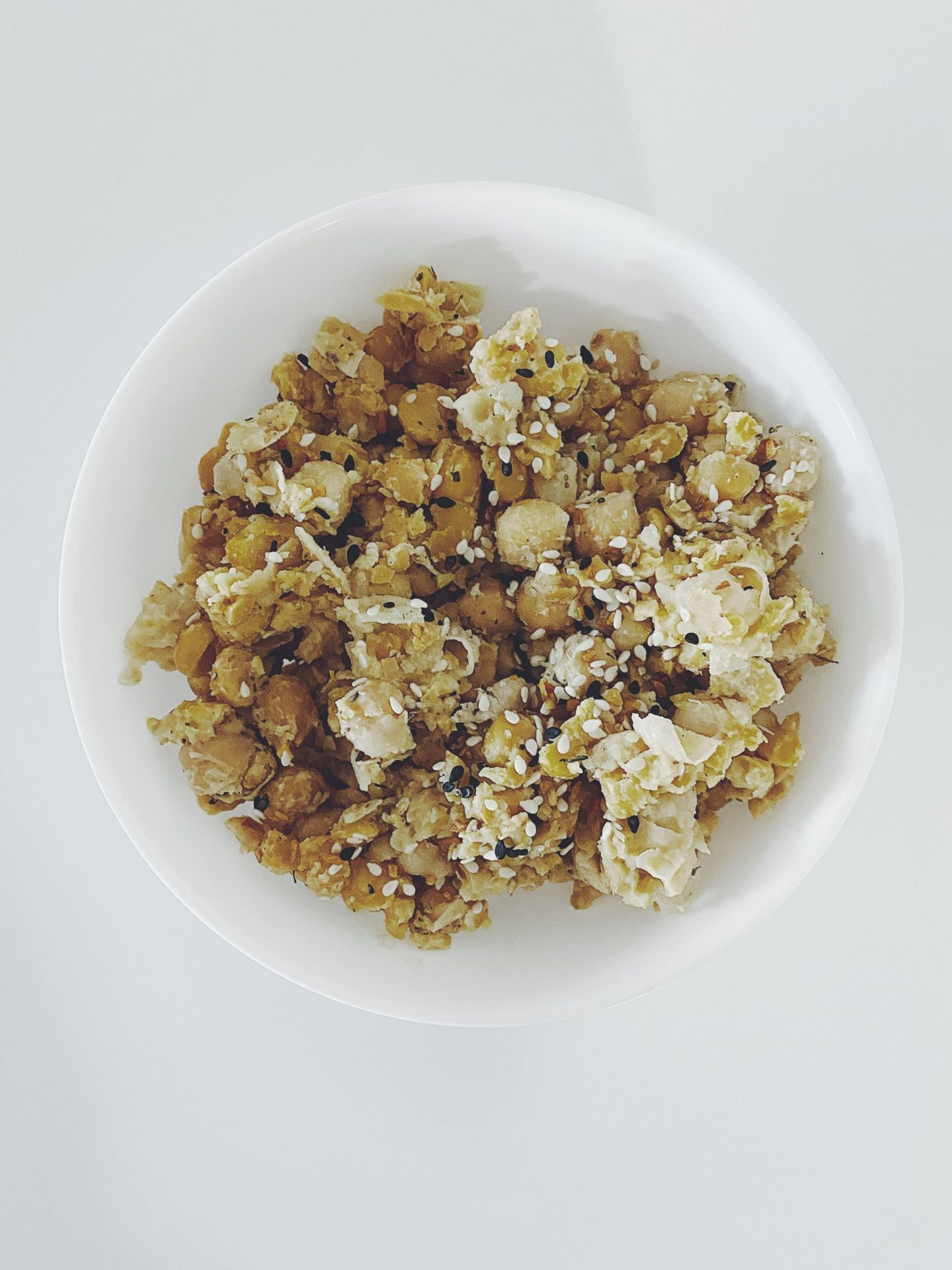Chickpea Scramble Recipe